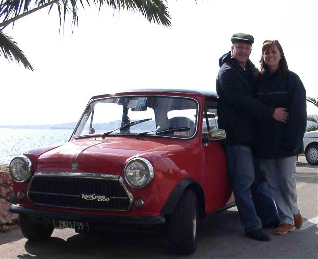Our Innocenti Mini Cooper 1300